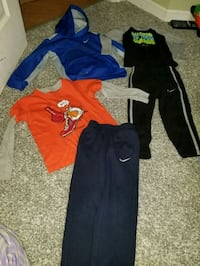 KIDS 5 PIECE NIKE LOT SIZE 4T Fountain Inn, 29644