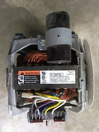 Two Ele motor for waher and dryer Independence, 64052