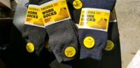 work socks. thermal 8 pair Rock Hill, 29732