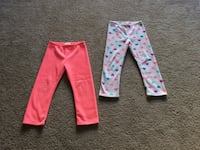 The Children's Place toddler fleece pants 4t  40 km