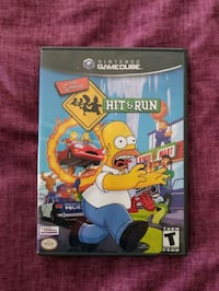 The Simpson's Hit And Run for Nintendo Gamecube  Brooklyn, 11235