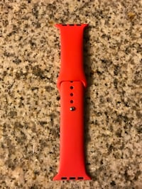 Apple Watch Band 42mm (L) RED Lancaster