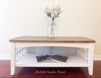 French Country Coffee Table  Richmond Hill, L4E 4X2