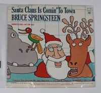 Bruce Springsteen Santa Claus is Coming to Town 45 Barrie, L4N 7L8