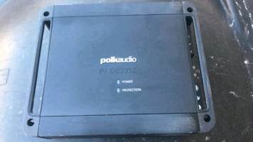 Polk audio pad 2000.2