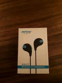 mpow bluetooth 4.0 headphone Burnaby, V5A