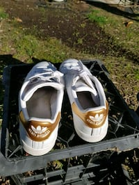 Size au9 Gold Stan Smith shoes Birrong, 2143