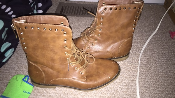 Boots and size 8.5