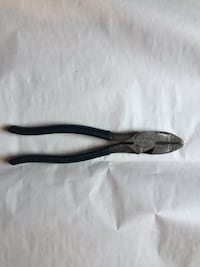 Gray cutting pliers Tulsa, 74132