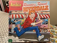 Archie Running Round Riverdale board game Markham, L3T 1Y9