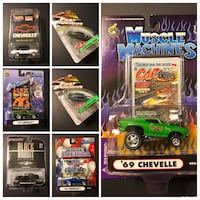 Die Cast Special Edition Collectables $10ea Brampton, L6T