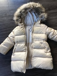 Baby Gap Gold colour winter down jacket  Chicago, 60606