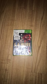 L.A. Noire. Never opened Portland