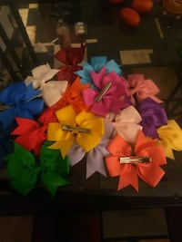 Brand new Bows different shades of colors Omaha