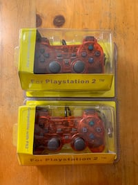 Playstation 2 controllers Each for $15 price is negotiable