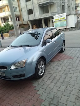 2008 Ford Focus 1.6 TDCI 109PS COLLECTION 06165137-50ab-40e8-b550-6c453ee2f916