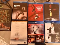 Lot of Blu-Ray DVD's Knoxville, 37918