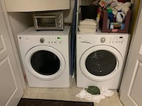 Kenmore front loader washer and drier Rock Hill, 29732