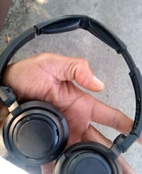 black and gray corded headphones City of Industry, 91745