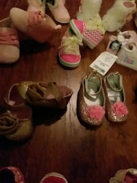 toddler's assorted shoes Landrum, 29356