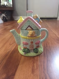 Collectors teapot