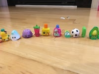Shopkins collection for sale  Mississauga, L5C