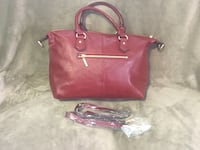 Women's leather bag Vancouver, V5S