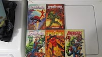 5 comic Marvel Châteauguay