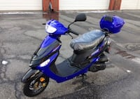 New Dykon 50cc Scooter Falling Waters, 25419