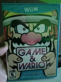 Wii u game and Wario rare game brand new  Mississauga, L4X 2V8