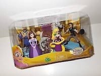~BRAND NEW~ Disney Princess Doll - Rapunzel - Tangled 5 figure pack  La Vista