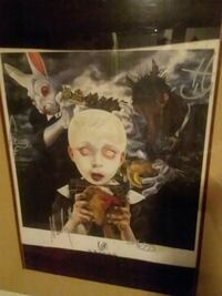 Korn Signed Lithograph  Colorado Springs, 80909