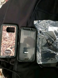 Used galxey s6 otter box  Cambridge, N1T 1R5