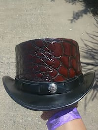 American Made Leather Top Hat Nipomo, 93444