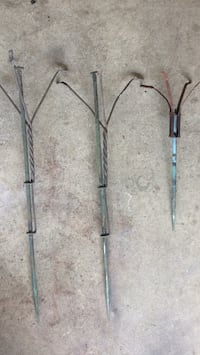 Antique lightning rods Guelph, N1E 5H7