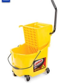 yellow and white plastic container Ankeny, 50021
