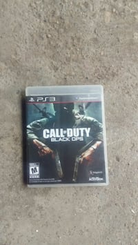 Call of Duty Black Ops PS3 game Sarnia, N7V 2V8