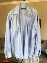 Men dress shirt size XXL