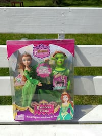 Shrek Princess Princes Fiona box Nödinge-Nol, 449 44