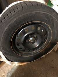 Mazda Winter Tires (Great Condition) Toronto