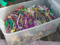 Bin of Beads - Make Offer New Orleans