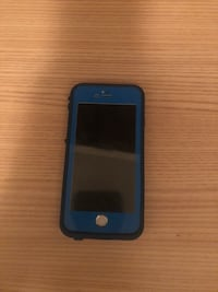Gold 64GB iPhone 6 - LIFEPROOF case INCLUDED. 220 mi