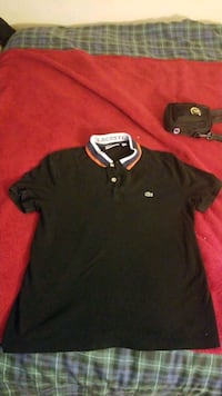 New lacoste dress shirt 80$ obo bought for 129.99 + tax