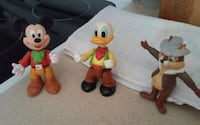 Vintage Mucky, Donald Duck and a Chipmunk  Greencastle, 17225