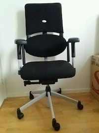 Office chair. Ergonomical and Adjustable. Randaberg, 4070