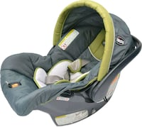 baby's black and green car seat carrier Columbus, 31904