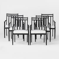 New patio chair set of 6