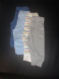 Baby pants size 3-6 months. New w/o tags.