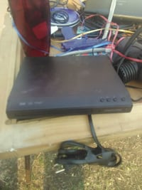 Dvd player 1077 mi