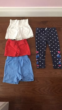 Girls clothes - size 5 Mississauga, L4Z